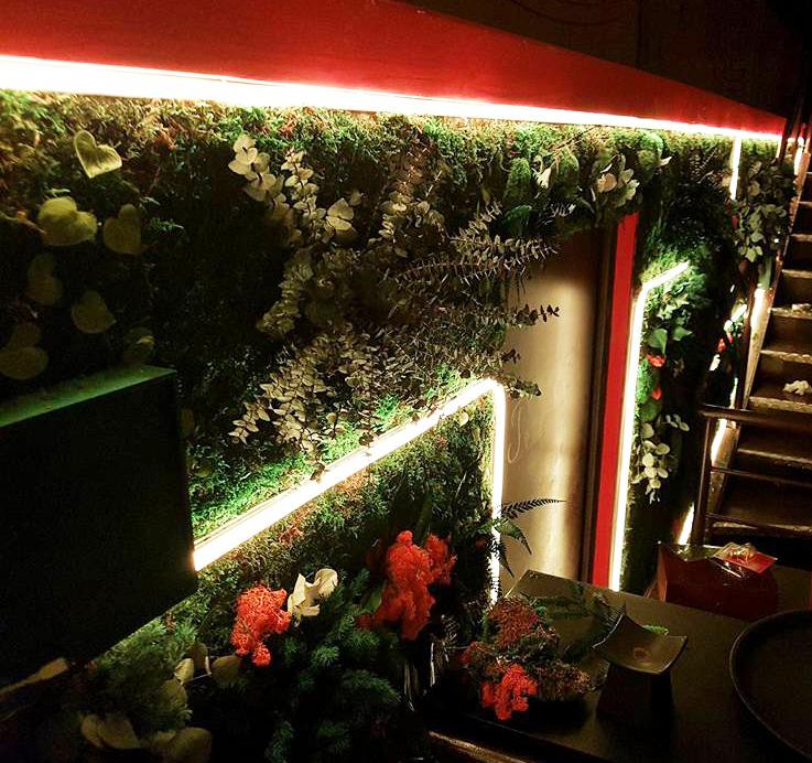 presentation dvs green gallery mur vegetal