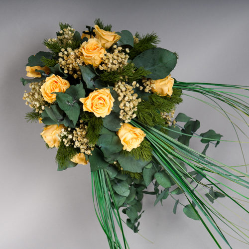 Bouquet Mariage Dvs green gallery