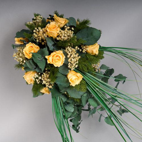 Bouquet Mariage Dvs green gallery