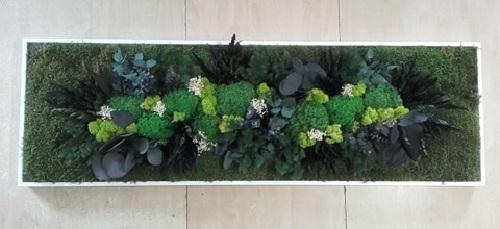 tableau forestier
