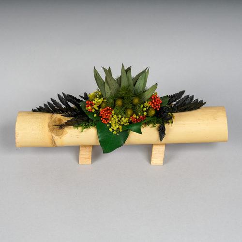 composition bambou en végétal stabilisé Dvs green gallery