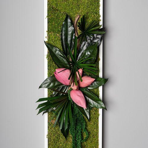 slim boutons de lotus
